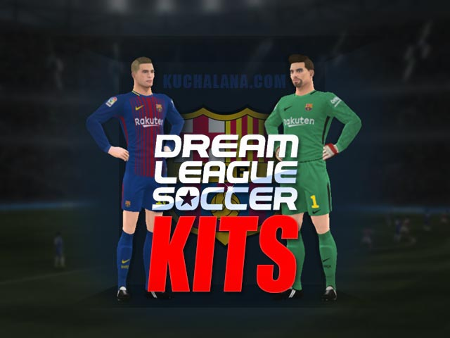 Dream League Soccer Kits 2017/18 with Logo