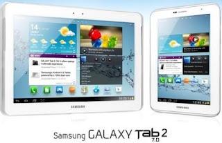 Harga Spesifikasi Samsung Galaxy Tab 2