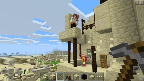 Minecraft : Pocket Edition v1.2.9.1 MOD For Android