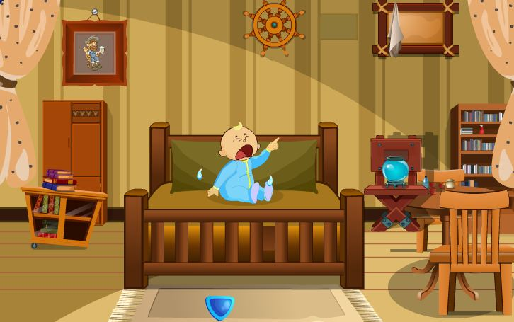 Play Baby Crying Escape 4