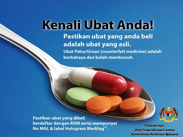 Tips membeli ubat secara online.