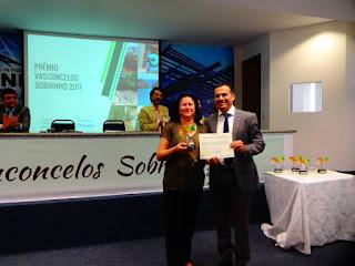 Resultado de imagem para premio vasconcelos sobrinho escola ambiental 2017