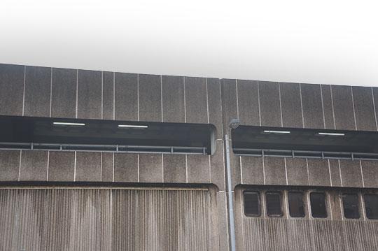 British Brutalism, brutalist, architecture, concrete, 1970s buildings, urban photography, art, Sam Freek,