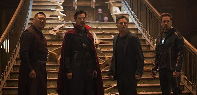Hulk Iron Man Dr. Strange