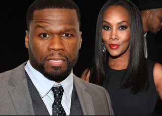 50 Cent reacts after his ex Vivica A. Fox described their sex life as 'PG-13-rated' in her upcoming book