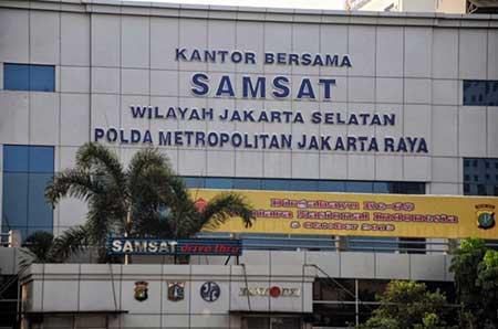 Alamat & Nomor Telepon Kantor Samsat Jakarta Selatan