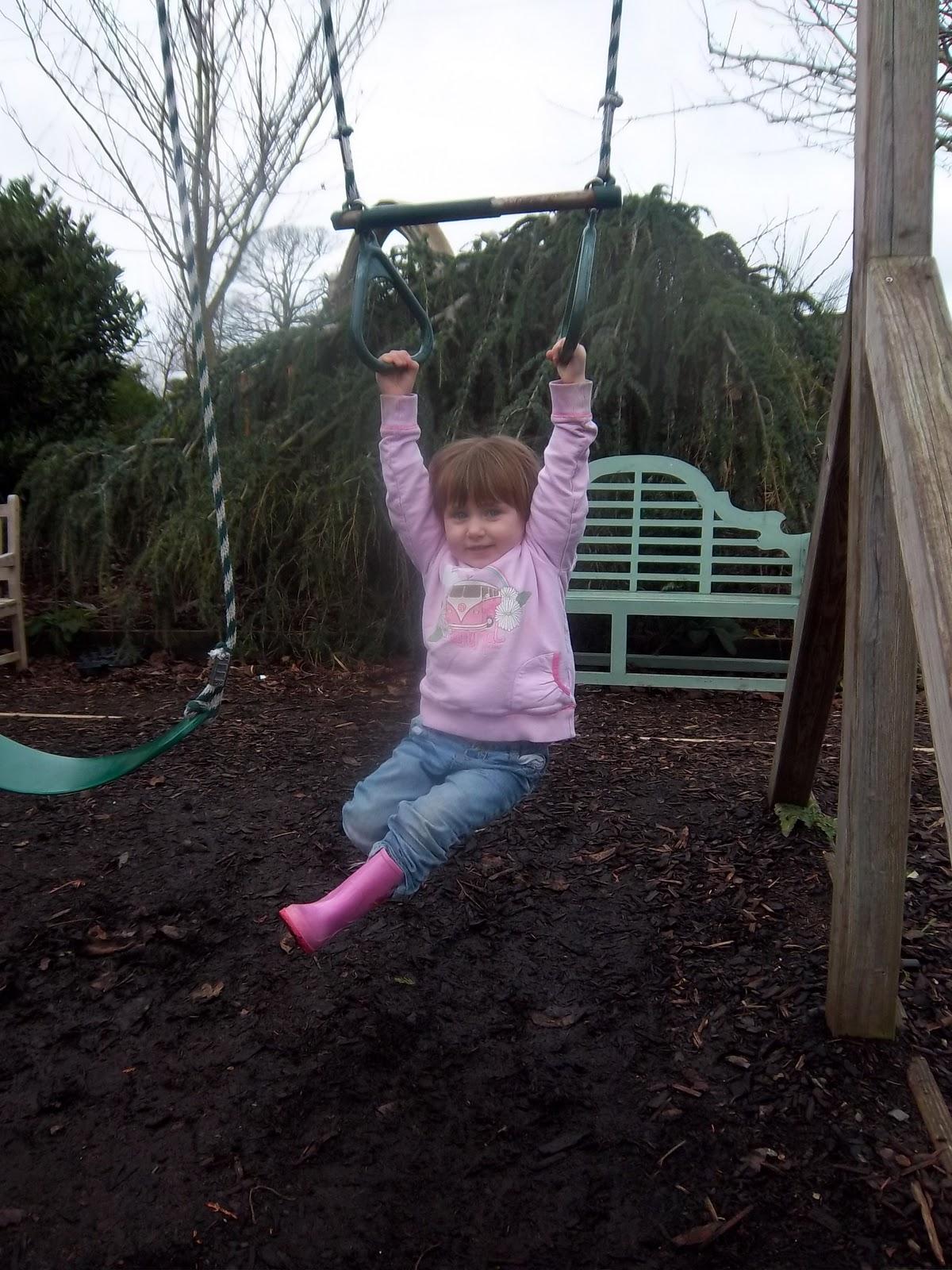 arrianna's special: derwen garden centre, welshpool