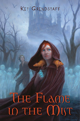 Trailer Reveal: The Flame in the Mist by Kit Grindstaff