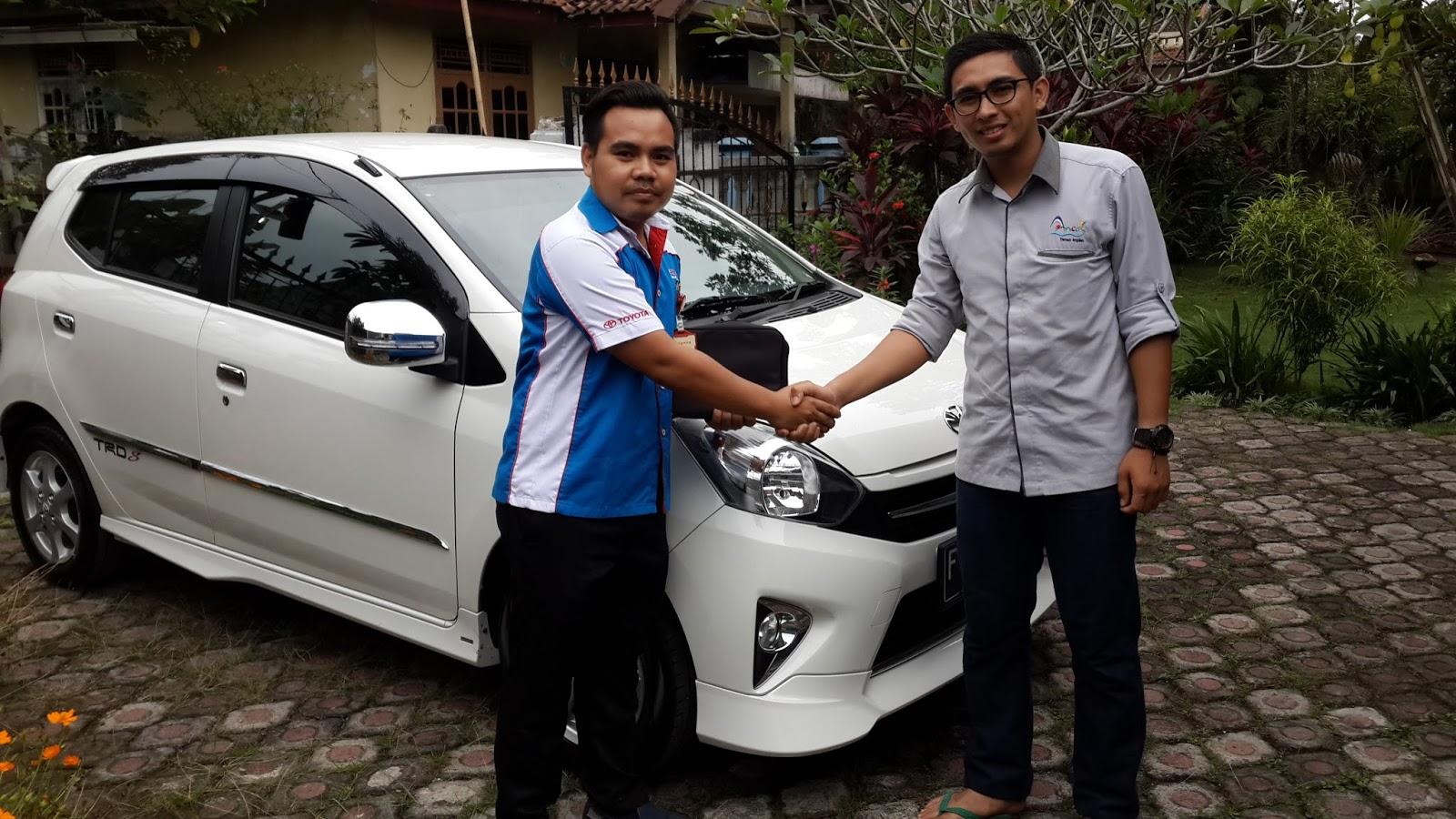 New Agya Trd Matic Harga Grand Avanza Surabaya Toyota Bogor Auto2000 Yasmin Serah Terima Kendaraan