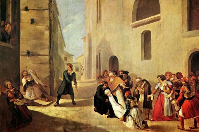 """ΙΣΤΟΡΙΚΕΣ ΑΝΑΔΡΟΜΕΣ - Ιωάννης Καποδίστριας: """"Κυριακή 27 Σεπτεμβρίου 1831 - Προς το δρόμο του θανάτου…"""""""
