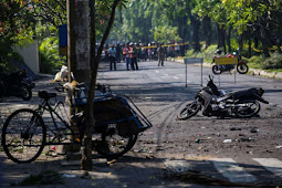 Cerita Juru Parkir GKI Surabaya, Lihat Wanita dan 2 Anak Pakai Rompi Sebelum Ledakan