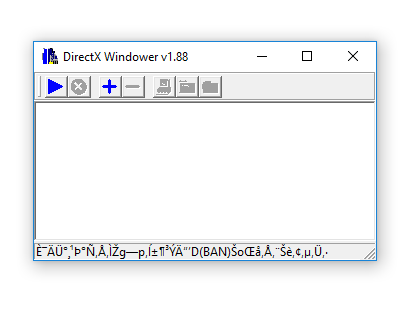 D3DWindower