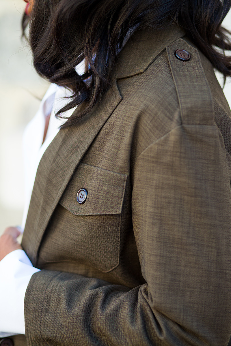 Asos maxi blazer,  www.jadore-fashion.com