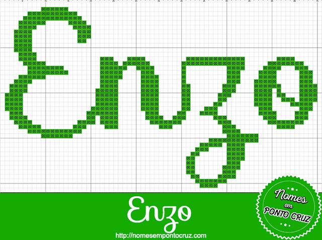 Nome Enzo em Ponto Cruz