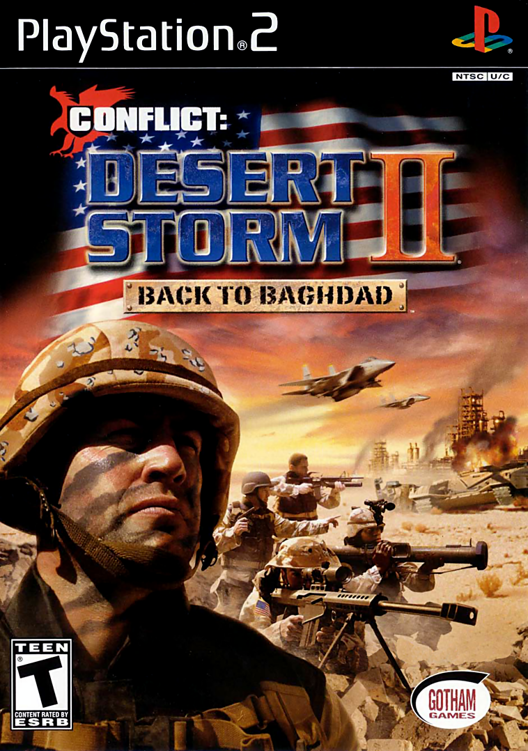 CONFLICT: DESERT STORM II-BACK TO BAGHDAD