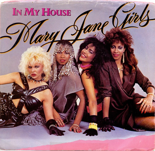 Rare and obscure music the mary jane girls for My house house music