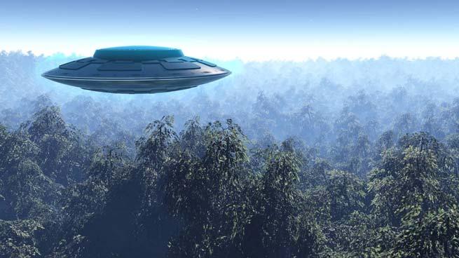 ΕΛΛΑΔΑ Ηλεία: UFOs αναστατώνουν το Κατάκολο