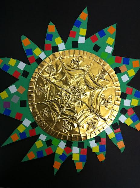 Mexican Folk Art Mirrors