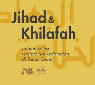 Jihad dan Khilafah Adalah Solusi Kedamaian Di Tanah Syam Ustadz Felix Siauw