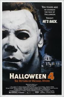 Halloween 4: El regreso de Michael Myers – DVDRIP LATINO