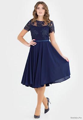 Vestidos de Coctel Dia