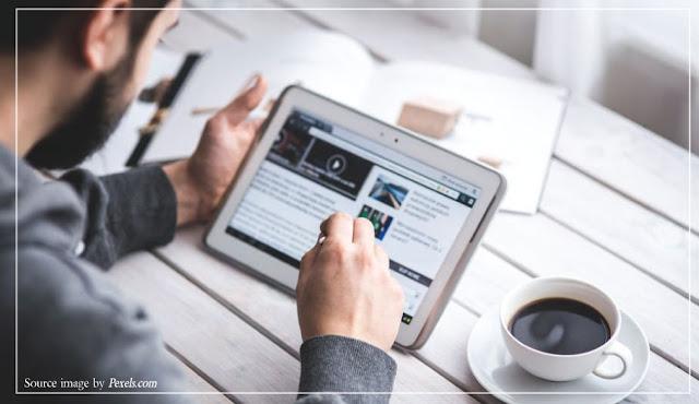 Menekuni bisnis online