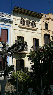 Vilassar de Mar. Casa Fornas