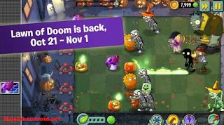 Plants VS Zombie 2 v4.5.2 MOD APK Terbaru