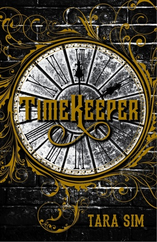 Timekeeper book cover