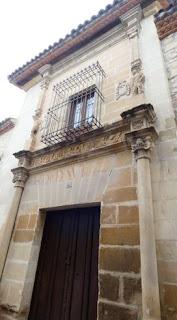 Baeza, Casa de los Avilés.