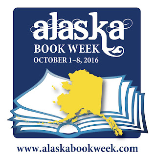 Alaska Book Week, october 1-8, 2016, www.alaskabookweek.com