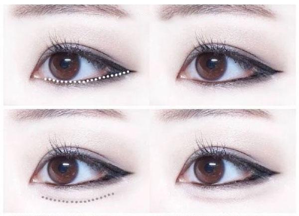 cách makeup mắt tự nhiên 3
