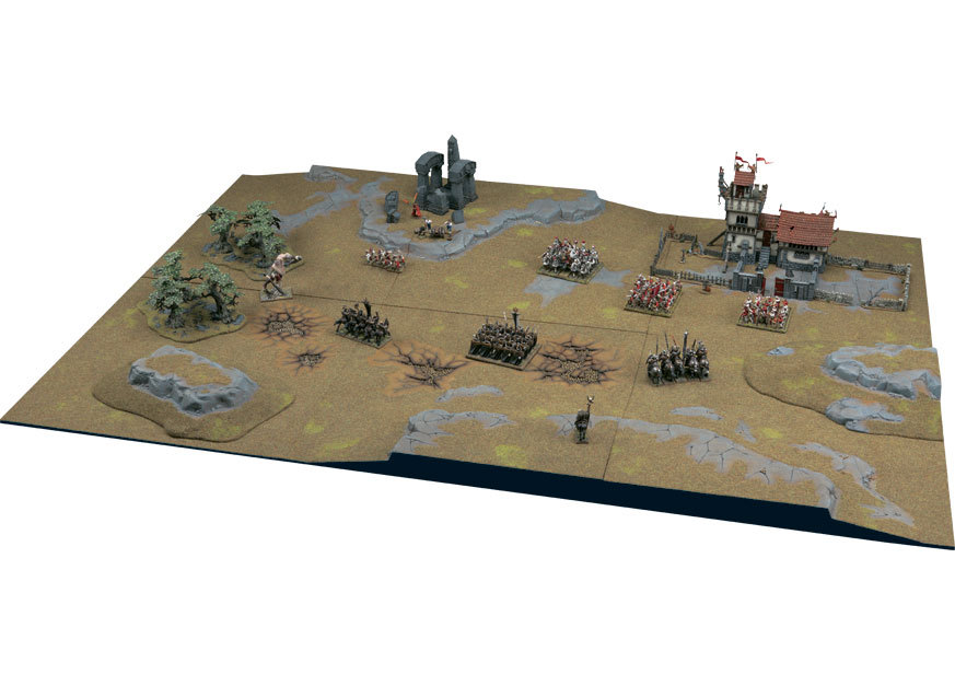 Constituer Sa Table De Jeu Pour Warhammer 40000 Warmachine Ou