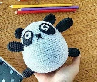 Panda – Page 2 – Amigurumi Patterns | 271x320