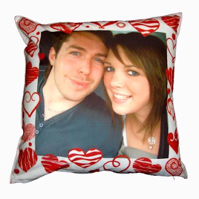 Almofadas personalizadas com fotos para presente