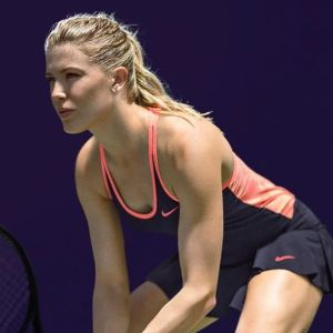 Foto seksi Eugenie Bouchard hot