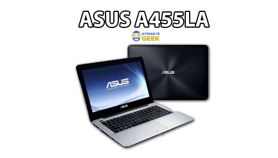 ASUS A455LA