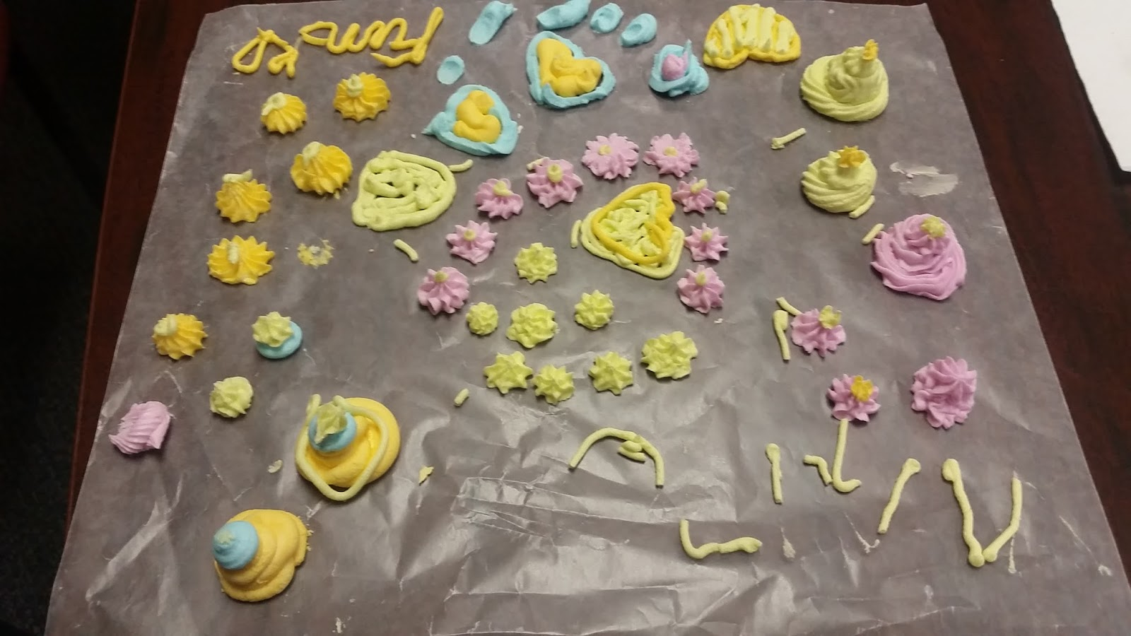 Cake Decorating Course Great Yarmouth : Welcome to Camp Funk