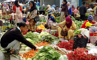 Kegiatan Ekonomi - Produksi, Distribusi dan Konsumsi