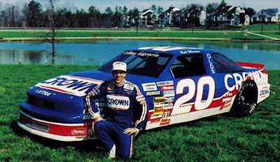 Rob Moroso #20 Racing Champions 1/64 NASCAR diecast blog