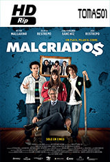 Malcriados (2016) HDRip
