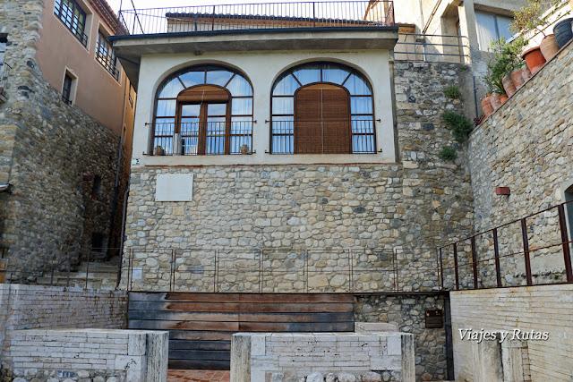 Sinagoga y el Miqvé, Besalú
