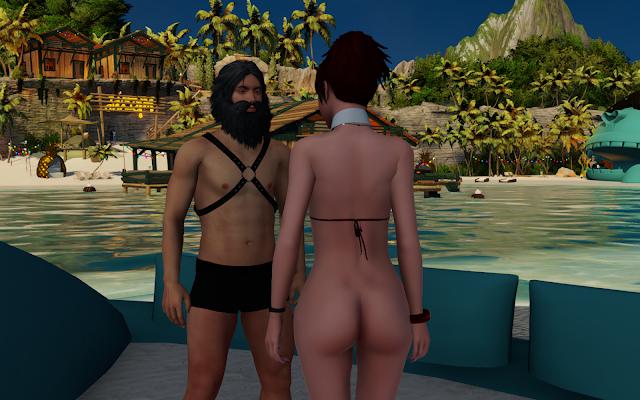virtual sex game