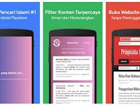 Mirip Google, Aplikasi ini Diklaim Mesin Pencari yang Islami