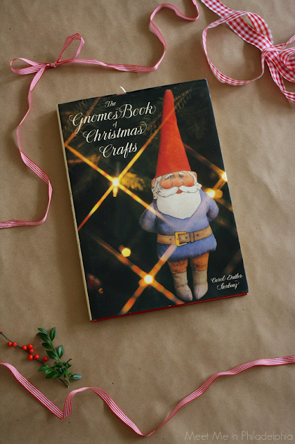 Gnomes Book of Christmas Crafts_Meet Me in Philadelphia
