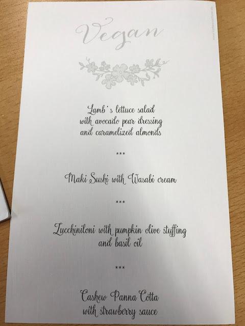 Vegan wedding menu, Table decor with Hessians, wood, grey, brown, green, lilac, Wedding abroad, Mountain wedding lake-side at the Riessersee Hotel Resort Bavaria, Germany, Garmisch-Partenkirchen