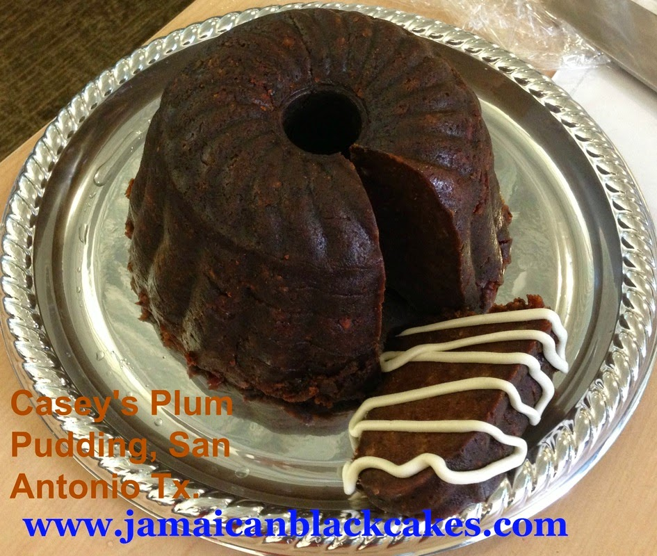 From Plum Pudding To Jamaican Black Cakes: Jamaican Black
