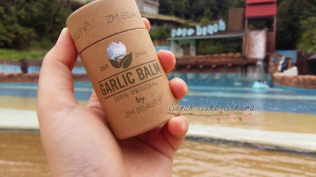 Berkhasiatnya Garlic Balm ZM Beauty!
