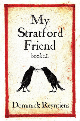 My Stratford Friend by Dominick Reyntiens book cover