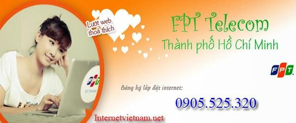 Đăng Ký Lắp Đặt Internet FPT Đường Quang Trung